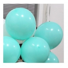Strong Balloons 30cm, Pastel Mint Green 1 pc.