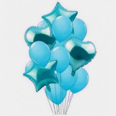 Balloons bouquet - 12pcs