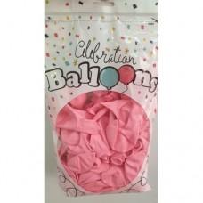 Celebration Balloons 25cm, light pink (1 pkt / 100 pc.)