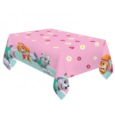 Paw Patrol Skye and Everest Table cover - 120cm x 180cm