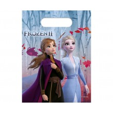 Party bags Frozen 2, 6 pcs