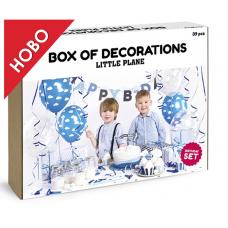 Party decorations set - Little Plane