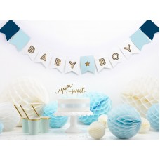 Banner Baby Boy, mix, 15 x 160 cm