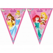 Banner Princess Dreaming, triangle flags, 2.3m
