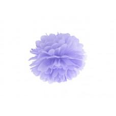 Blotting paper Pompom, light lilac, 25cm