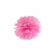 Blotting paper Pompom, pink, 25cm