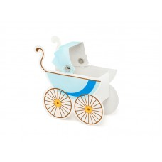 Boxes Pram, sky-blue (1 pack / 10 pc.)