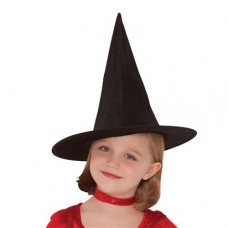 Children's Classic Witch Hat - 28cm tall
