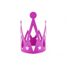Crown Princess, dark pink, 1pc.