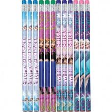 Disney Frozen Pencils 12 pcs