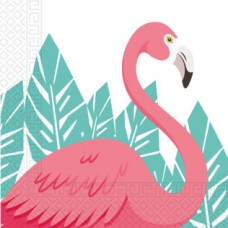 Flamingo Napkins 33cmx33cm - 20pcs