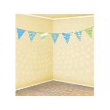 First birthday Paper Garland , 1,35m
