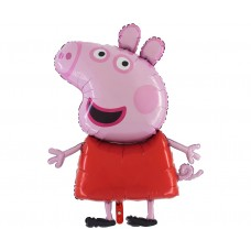 "Foil ballon 40"" SHP GRABO - Peppa Pig"
