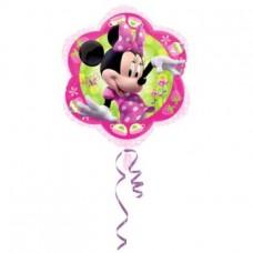 """Foil balloon 18"""" SHP - """"Minnie"""""""