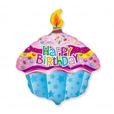 "Foil balloon 24"" FX - ""Muffine"""
