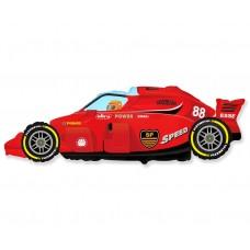 "Foil balloon 24"" FX Formula 1, red"