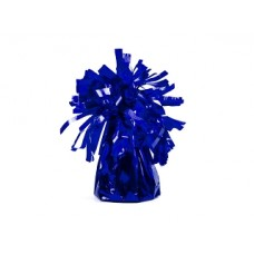 Foil balloon weight, royal blue (1 pc.)