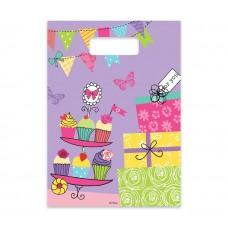 """Gift bags """"Sweet moments"""", 23x16cm, 6 pcs"""