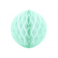 Honeycomb Ball, light mint, 20cm