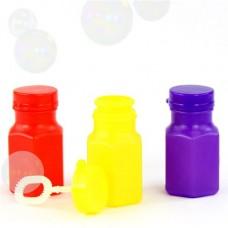 Mini Party Bubble Tubs - Assorted 24pcs