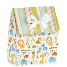 Happy Jungle Favour Bags - 1 pc
