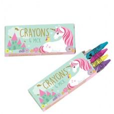Magical Unicorn Crayons