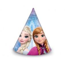 Hats  Elsa and Anna - The Frozen Kingdom  6pcs