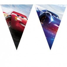 Flags Banner  McQueen Disney Cars 2.3M