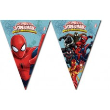 Flags Banner Spiderman 2.3m