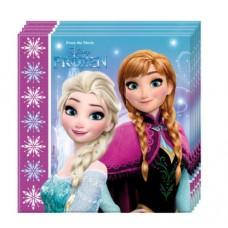 Napkins Frozen Еlsa and Anna 20pcs