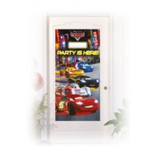 Banner for Wall McQueen - Disney Cars  76 х 152 см