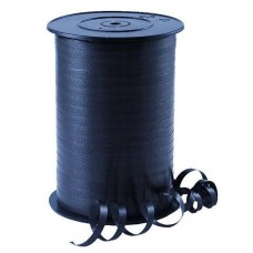 Black Curling Balloon Ribbon - 1M