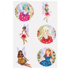Fairy Tattoo Sheet 1PC