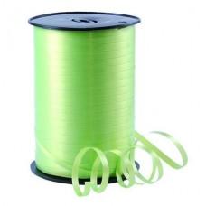 Lime Green Curling Balloon Ribbon - 1m