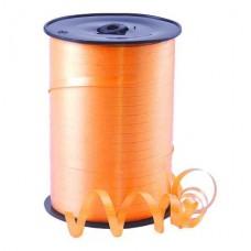 Tangerine Curling Balloon Ribbon - 1m