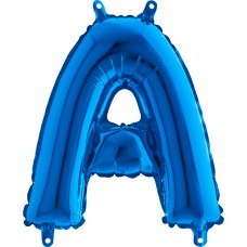 "Letter A Blue mini 14"" 36см Single Pack"