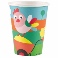 8 Cups Farm Fun 250 ml