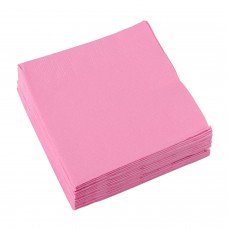 Napkins New Pink 33x33cm