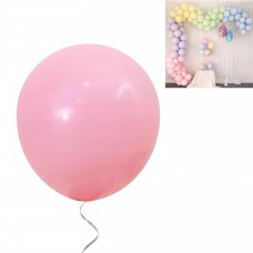 Latex Balloons - Macaron 30 cm - 10 pieces - light pink