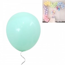 Latex Balloons - Macaron 30 cm - 10 pieces - light mint