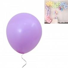 Latex Balloons - Macaron 30 cm - 10 pieces - lilac