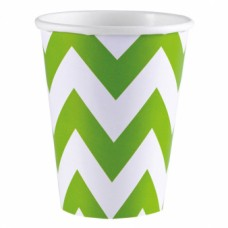 8 Cups Kiwi Chevron 250 ml