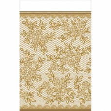 Tabelcover Delicate Lace paper 137 x 259 cm