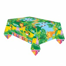 Tablecover Jungle Animals 120 x 180cm