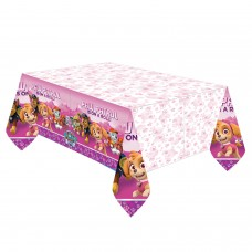 Tablecover Pink Paw Patrol USA 137 x 274 cm