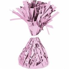 Balloon Weight Foil Pink 170 g/6 oz