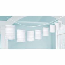 Lantern Garland White 365 cm