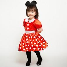 Children's Costume Minnie Red 18-24 months