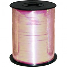 Iridescent Pink Curling Balloon Ribbon - 1 m х 5 mm