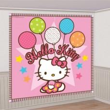 Hello Kitty Plastic Scene Setter Add-On 165cm x 165cm